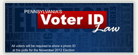 All voters will be required to show a photo ID at the polls for the November 2012 Election